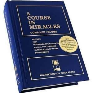 A Course in Miracles Official Version