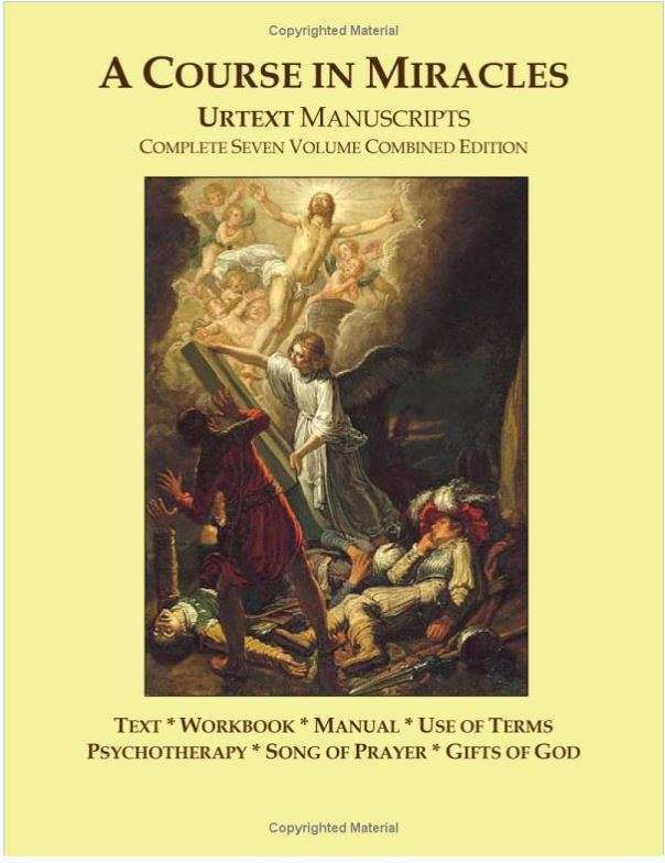 A Course in Miracles Original URTEXT