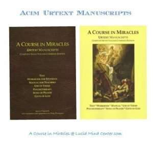 acim urtext books final3