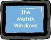 ipad matrix windows