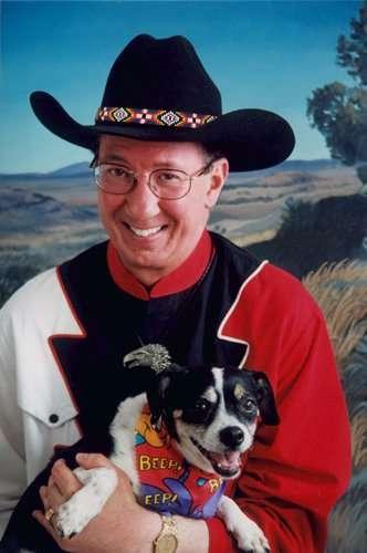 morris goodman miracle man with dog
