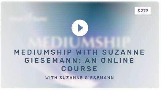 Mediumship with Suzanne Giesmann