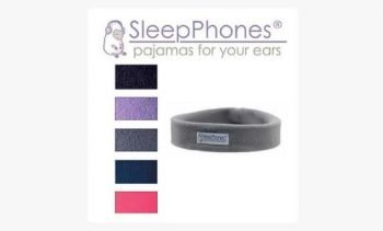 Sleep Headphones for hemi-sync