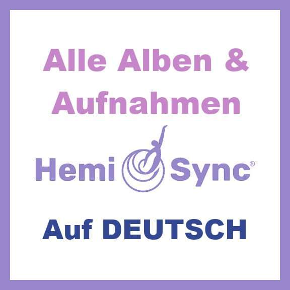 Hemi Sync DEUTSCH CDs