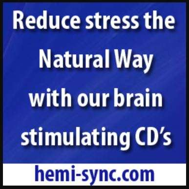 Reduce Stress Naturally with BrainWave CDs