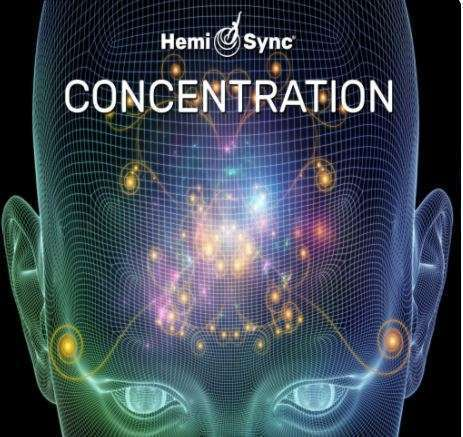 Concentration with Hemi-Sync
