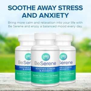 Be Serene - Anxiety Remedy