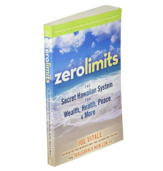 Zero Limits by Joe Vitale Hooponopono side