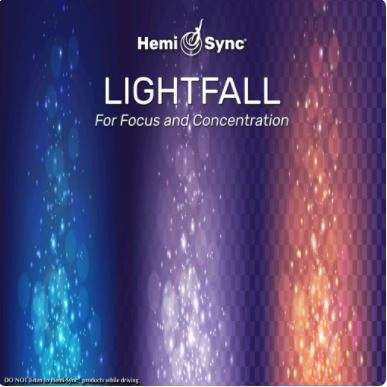 Lightfall for Focus and Concentration - Hemi-Sync, Metamusic