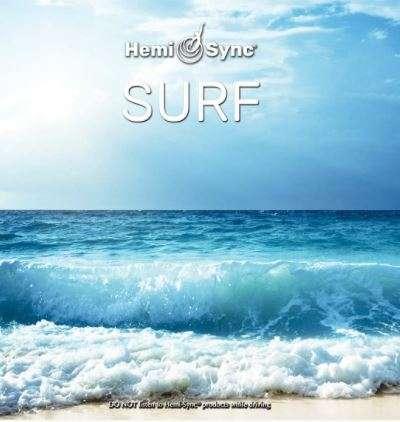 Surf with Hemi-Sync