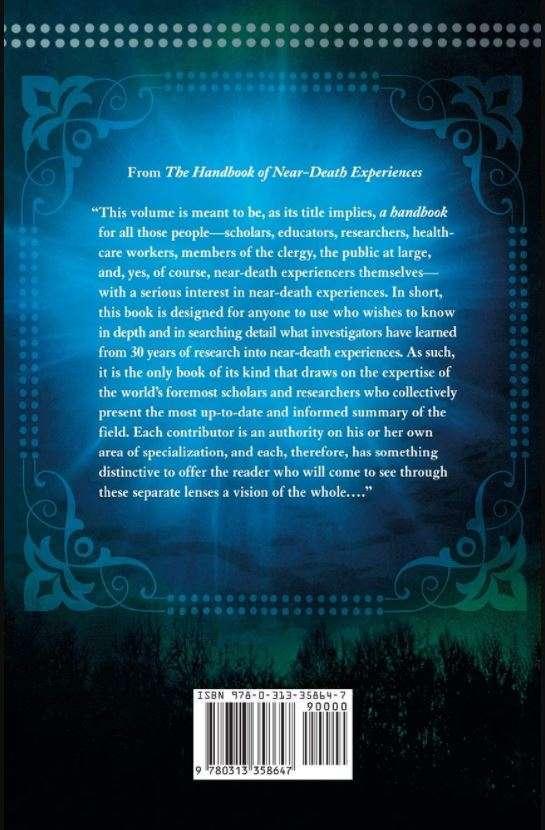 The Handbook of Near Death Experiences back