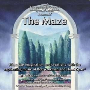 The Maze - Hemi-Sync, Metamusic