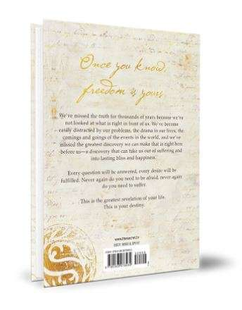 The Greates Secret Rhonda Byrne back