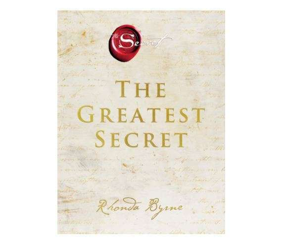 The Greates Secret Rhonda Byrne