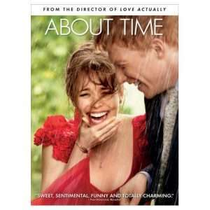 About Time - Prime Video DVD